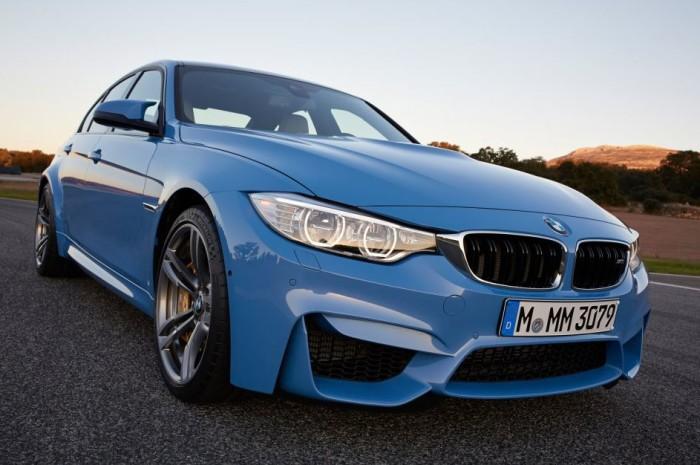 BMW M3 Sedan 4