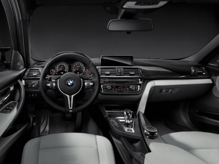 BMW M3 Sedan 6