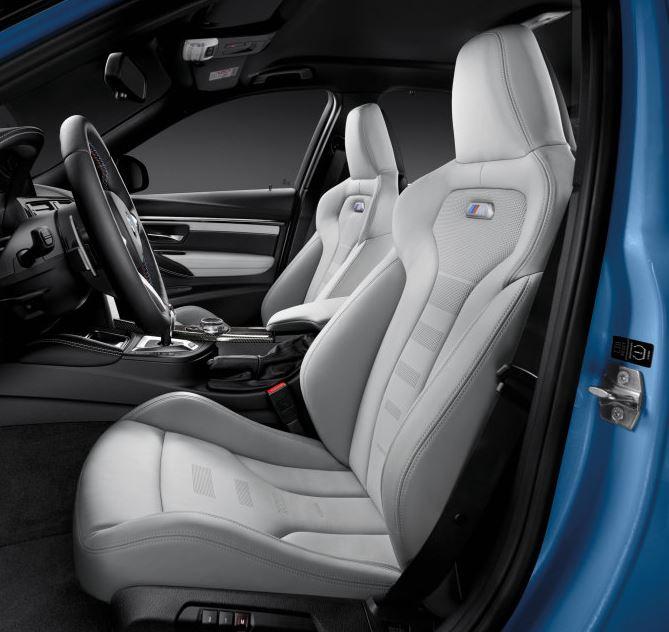 BMW M3 Sedan 7