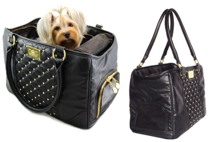 Bark Fifth Avenue - Dogs of Glamour Tote