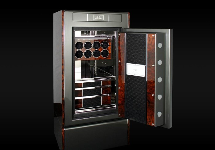 Bentley Stockinger Safe 5