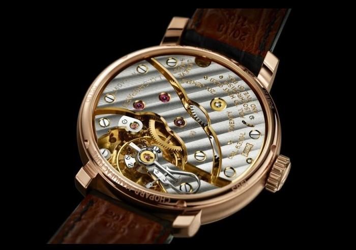 Chopard LUC 1963 Chronometer 2