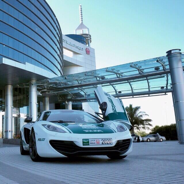 Dubai Police superfleet 4