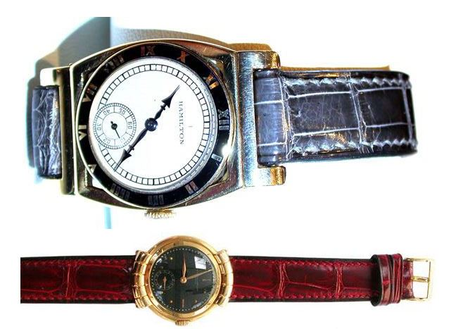 Duret Paris watch straps