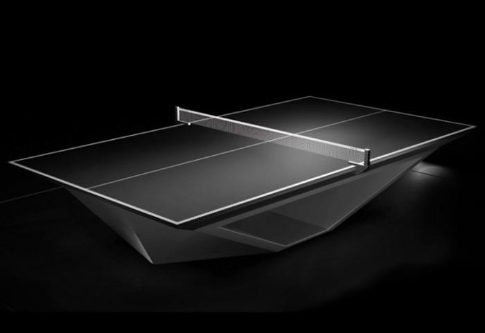 Eleven Ravens Stealth Premier Table Tennis Table 3