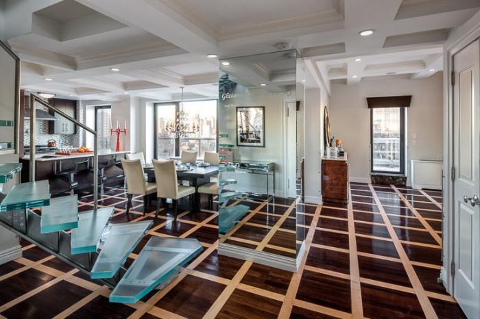 Frank Sinatra's NYC penthouse 13