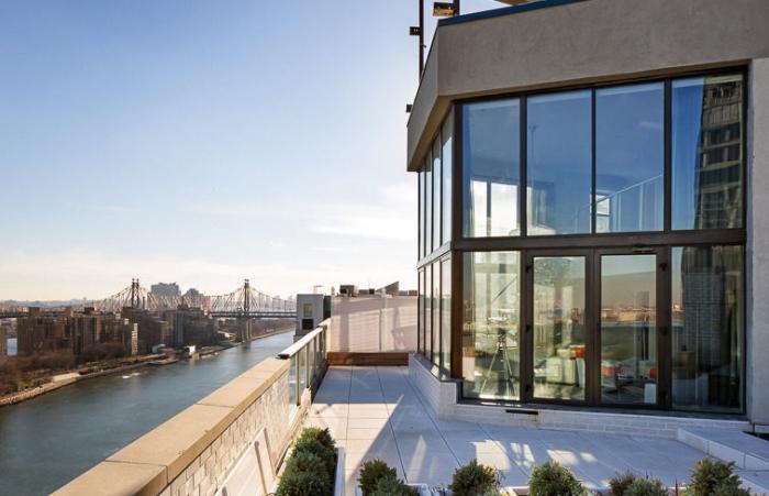 Frank Sinatra's NYC penthouse 3