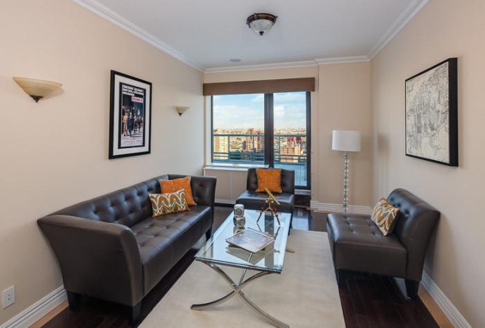 Frank Sinatra's NYC penthouse 4