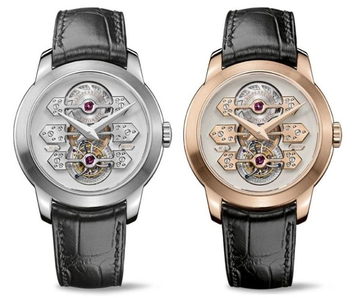 Girard-Perregaux Tourbillon With Three Gold Bridges 3