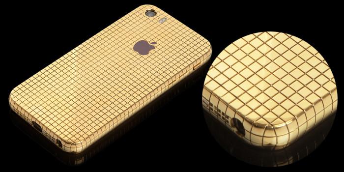 Goldgenie Solid Gold iPhone 5S 2
