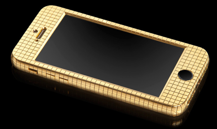 Goldgenie Solid Gold iPhone 5S 3