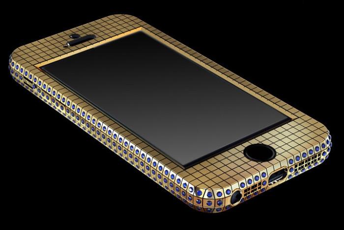 Goldgenie Solid Gold iPhone 5S 5