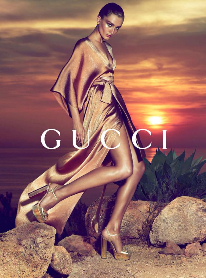 Gucci Resort 2014 Ad Campaign 3