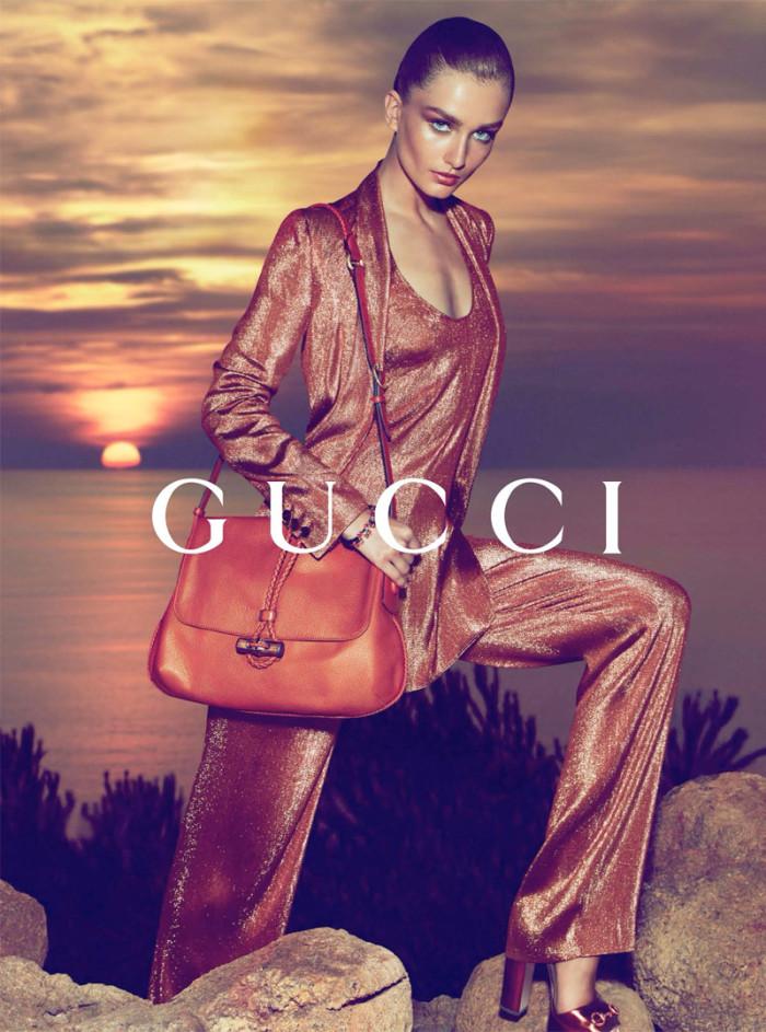 Gucci Resort 2014 Ad Campaign 4