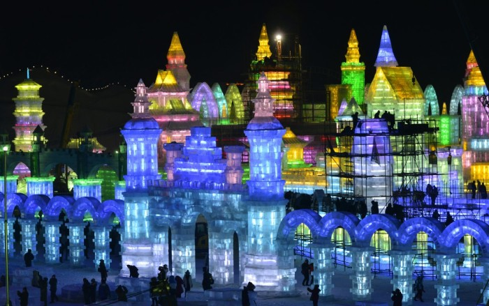 Harbin Ice And Snow Sculpture Festival 2