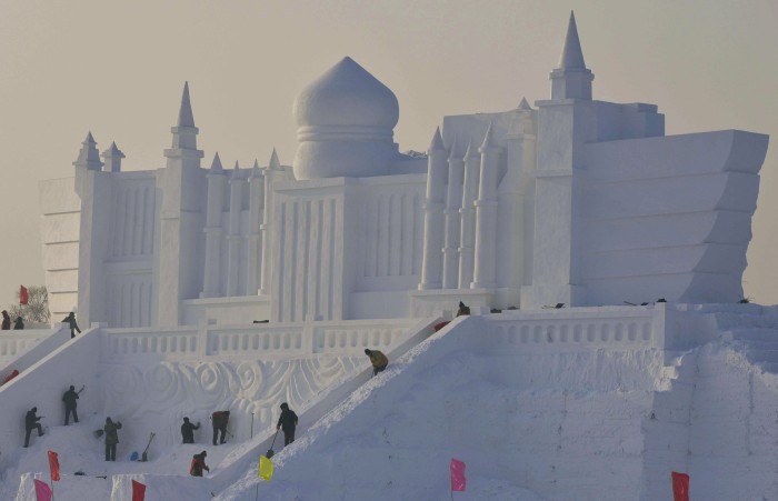 Harbin Ice And Snow Sculpture Festival 3