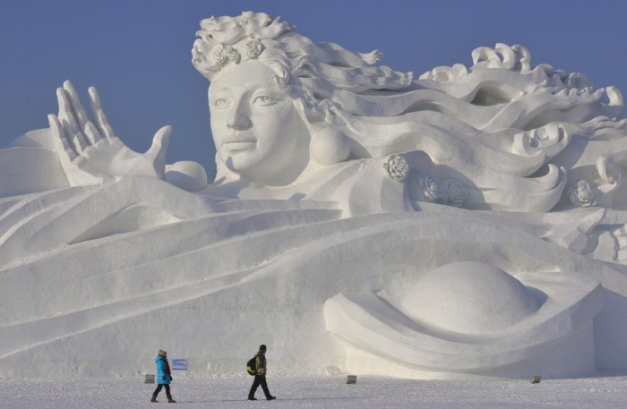 Harbin Ice And Snow Sculpture Festival 4