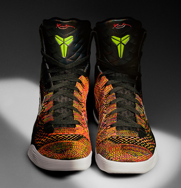 KOBE9 Elite FlyKnit Shoes 3