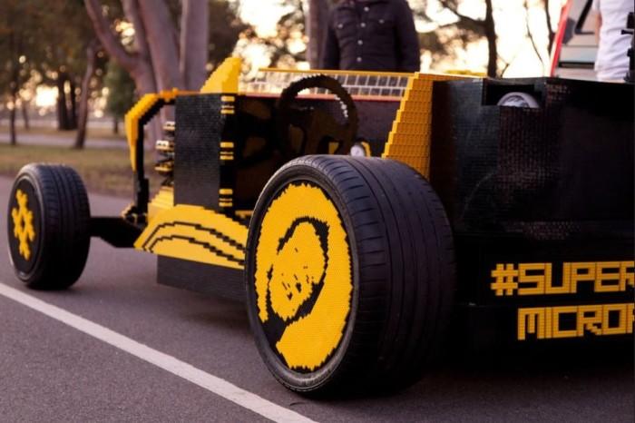 LEGO Car 5