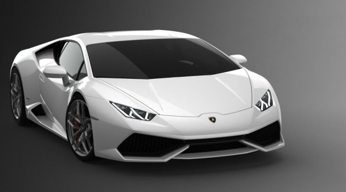 Lamborghini - Huracán 1