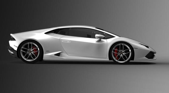 Lamborghini - Huracán 2