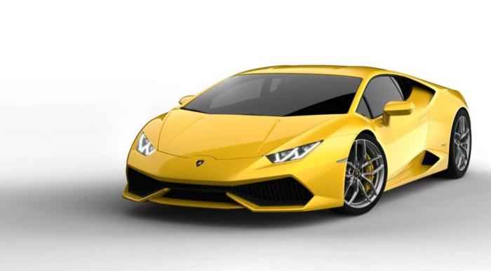 Lamborghini - Huracán 4