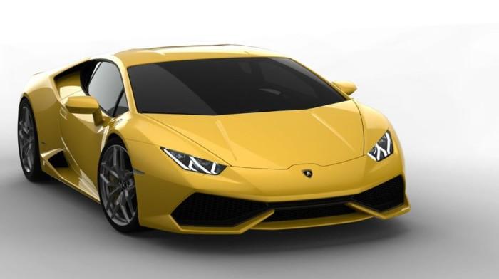 Lamborghini - Huracán 5