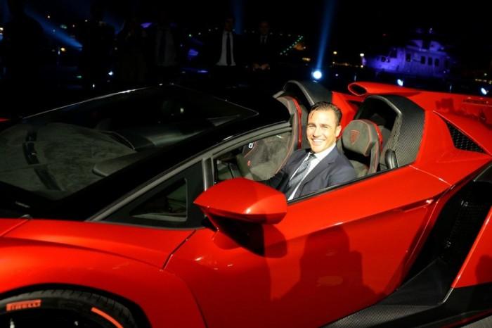Lamborghini Veneno Roadster 5
