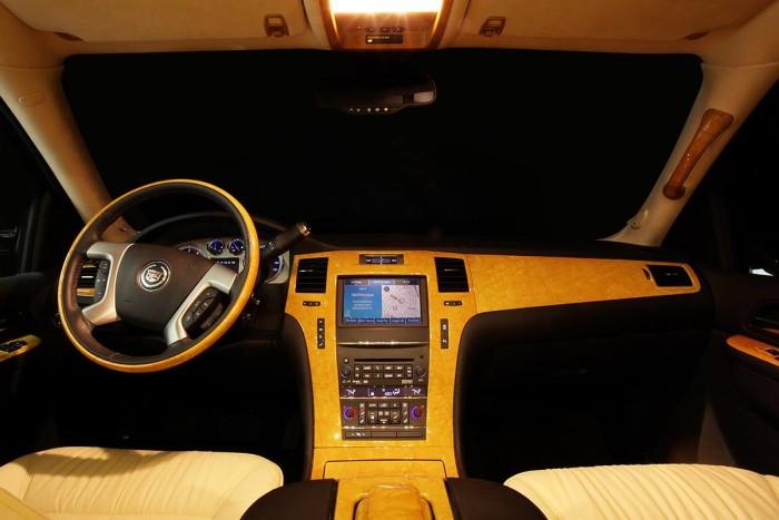 Lexani Cadillac Escalade Adage 2