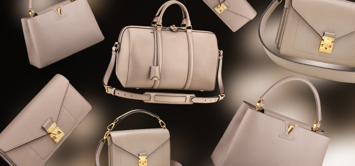 Louis Vuitton - 2014 SS Parnassea Colors - Galet