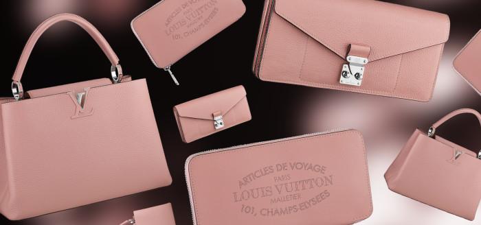 Louis Vuitton - 2014 SS Parnassea Colors - Magnolia