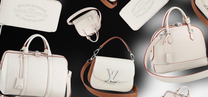 Louis Vuitton - 2014 SS Parnassea Colors - Milk