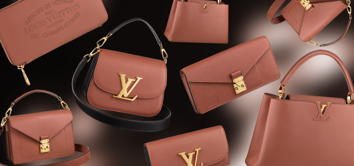Louis Vuitton - 2014 SS Parnassea Colors - Terracotta