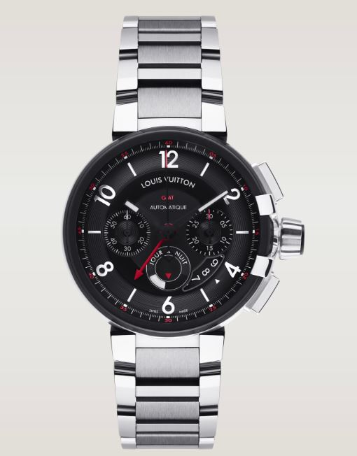 Louis Vuitton - Tambour Evolution Chronograph GMT