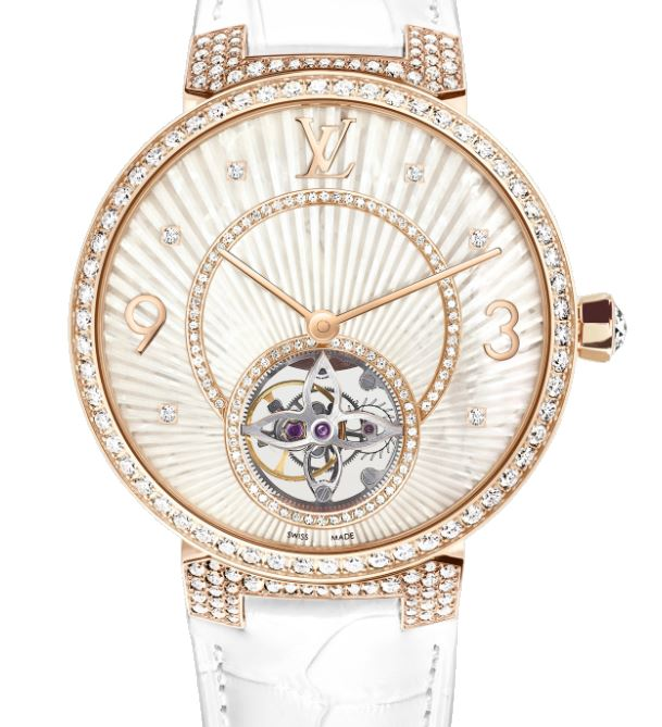 Louis Vuitton - Tambour Monogram Tourbillon 38mm