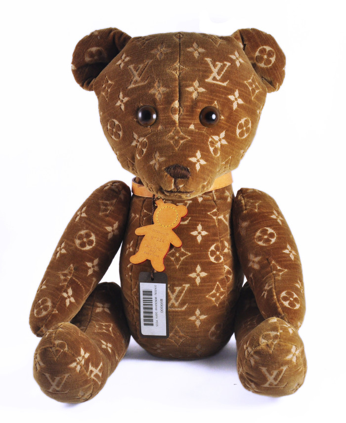 Louis Vuitton Teddy Bear 4
