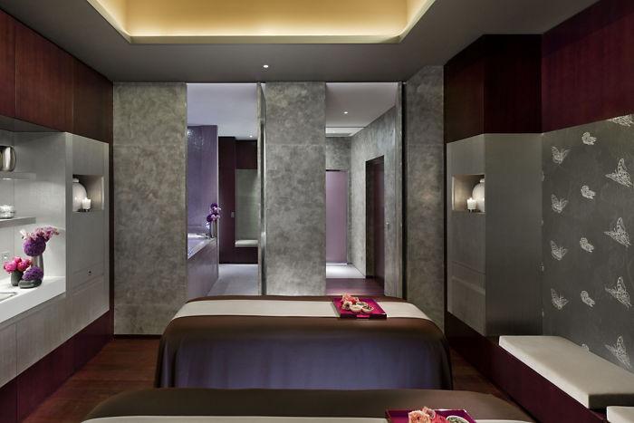 Mandarin Oriental Paris Couples Spa Suite