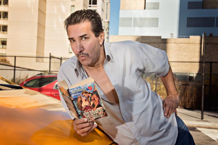 NYC Cab Driver Calendar 2014 - Jose