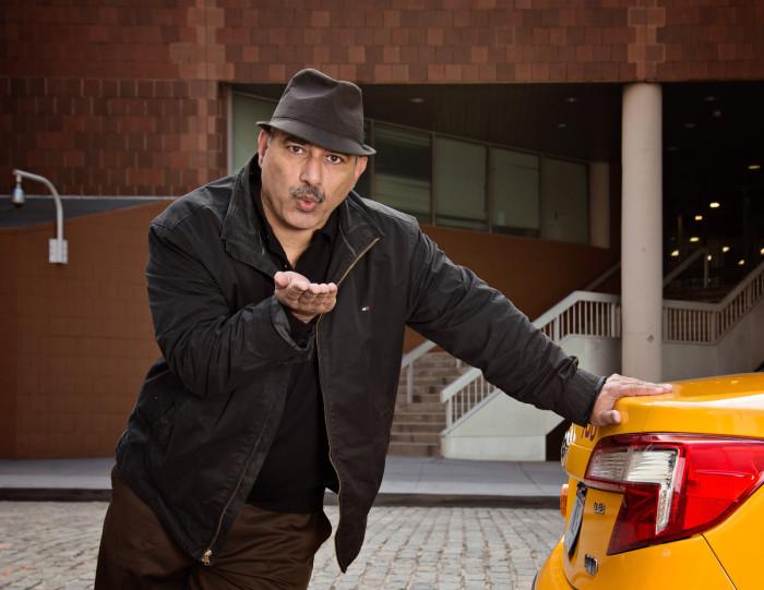 NYC Cab Driver Calendar 2014 - Waseem