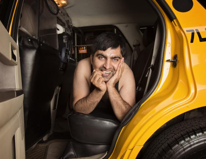 NYC Cab Driver Calendar 2014 - Yasar