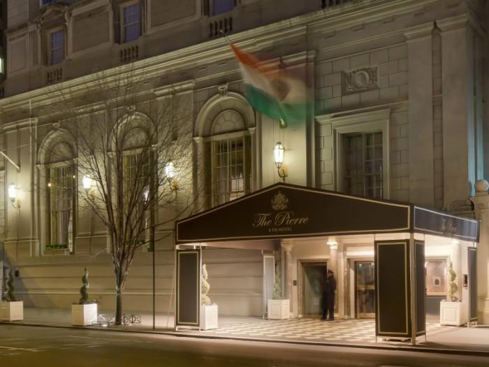 Pierre Hotel Penthouse 6