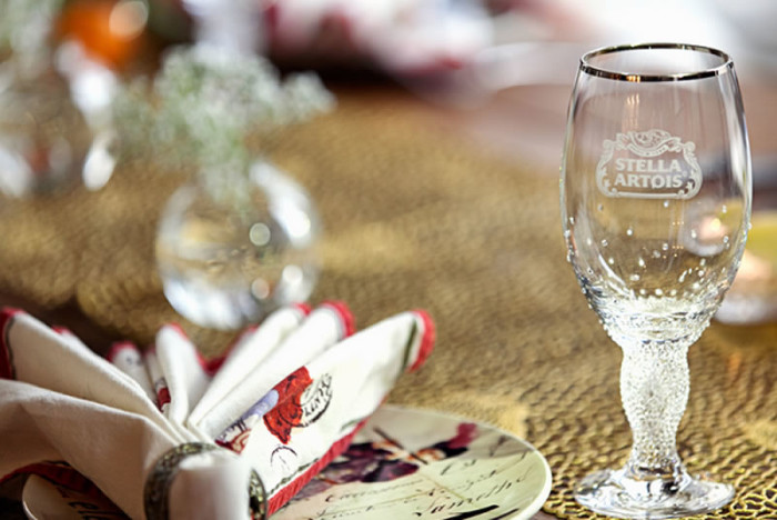 Stella Artois Crystal Chalice 3