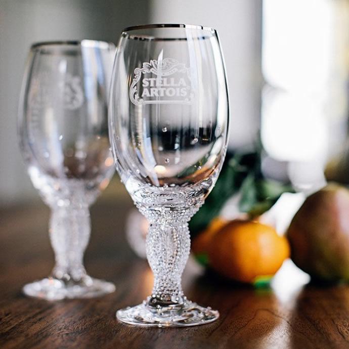 Stella Artois Crystal Chalice 5