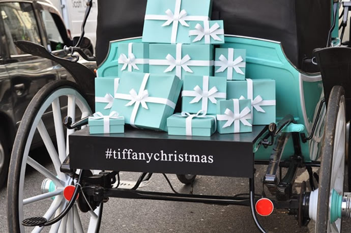 Tiffany Christmas Carriage 1