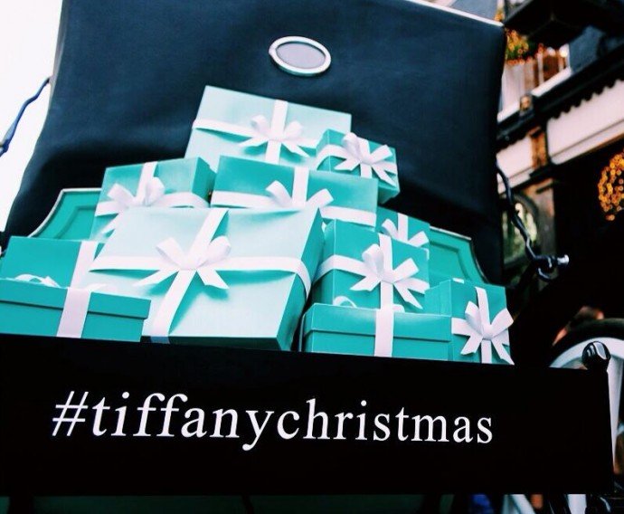 Tiffany Christmas Carriage 5