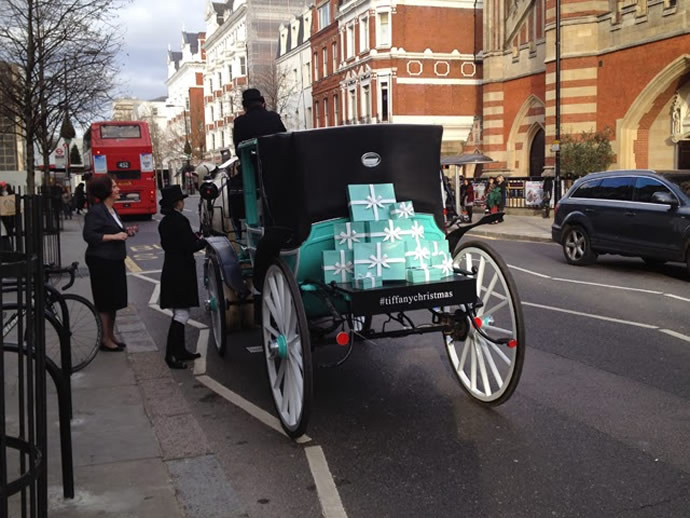 Tiffany Christmas Carriage 7