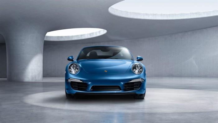 2014 Porsche 911 Targa - 1