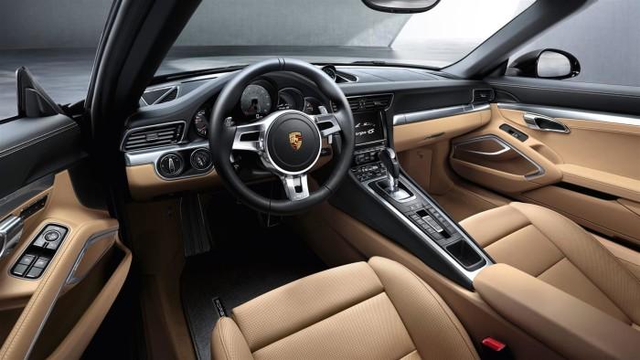 2014 Porsche 911 Targa - 10