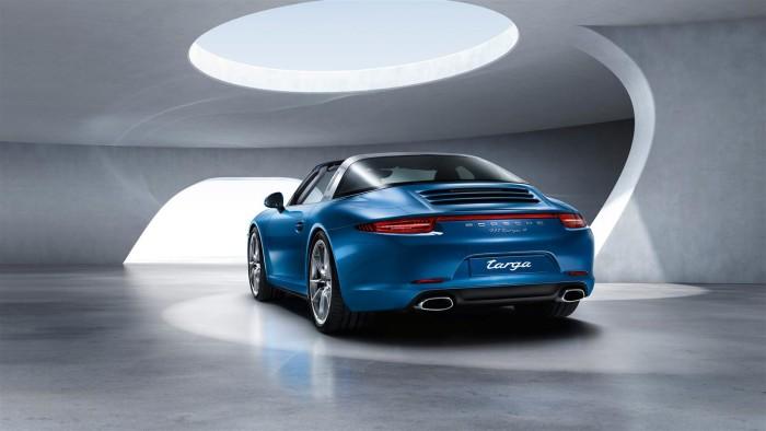 2014 Porsche 911 Targa - 14