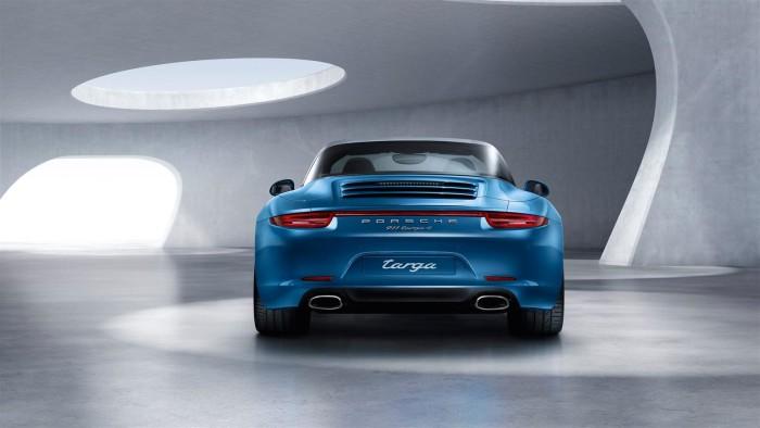 2014 Porsche 911 Targa - 2